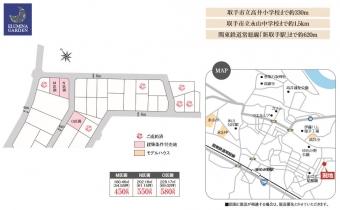 取手市ゆめみ野5丁目(全9区画)top
