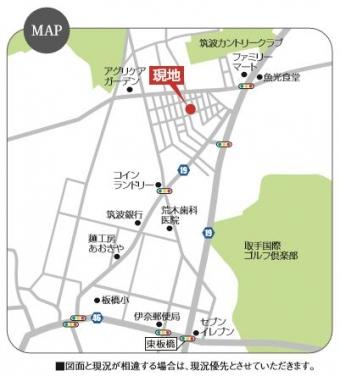 つくばみらい市伊奈東(全1区画)map