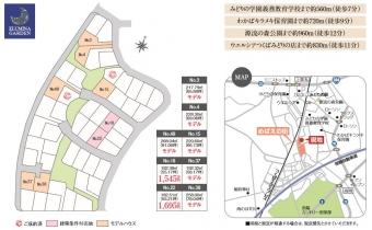 めばえヴィレッジ(全10区画)top