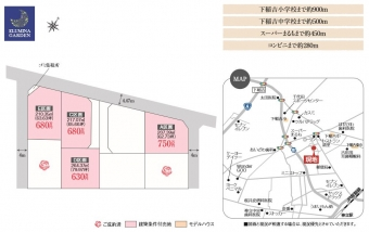 かすみがうら市稲吉5丁目(全6区画)top